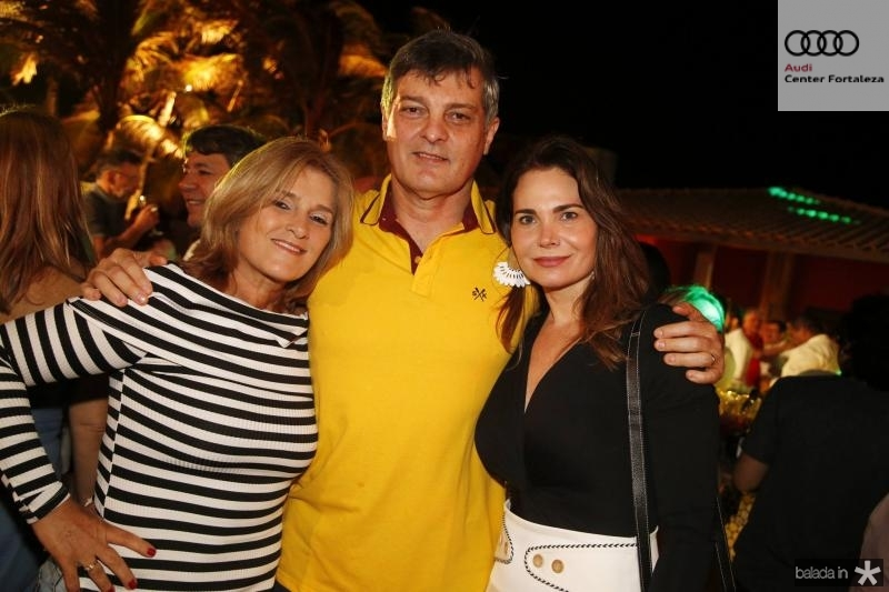 Lolo Moreira, Cid e Joyce Marconi