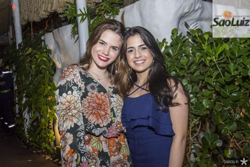 Virginia Vieira e Thais Arruda