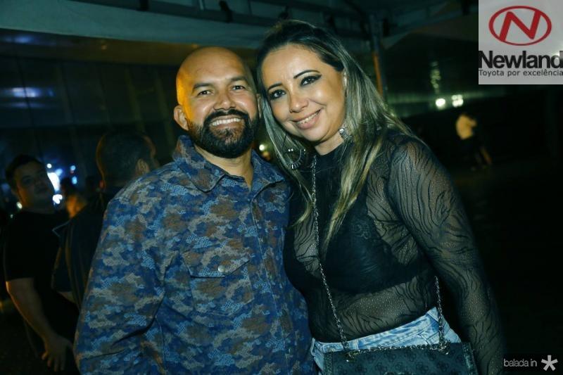 Cesar e Lorena Maia