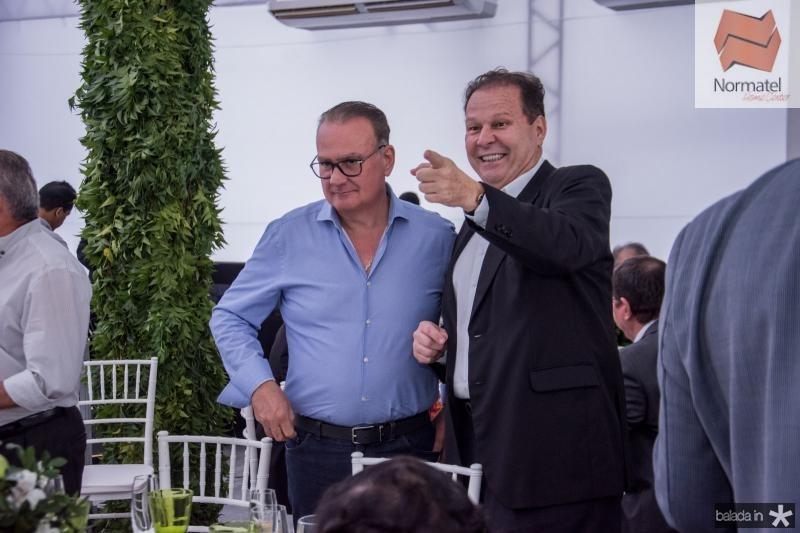 Chiquinho Feitosa e Julio Ventura