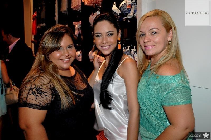 Raiane Mota, Lorena Mota e Geise Marinho