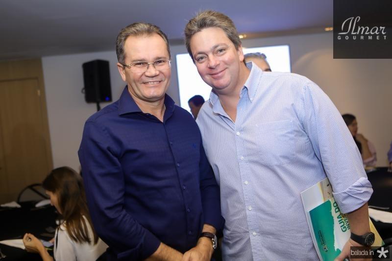 Sergio Macedo e Aragao Neto