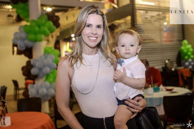 Aline e Luide Ferreira Gomes