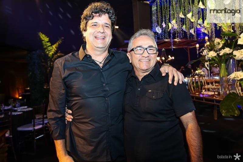 Pedro Freitas e Raulino Ximenes