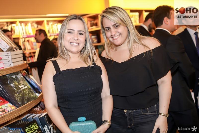 Marcela Pinheiro e Beatriz Dultra