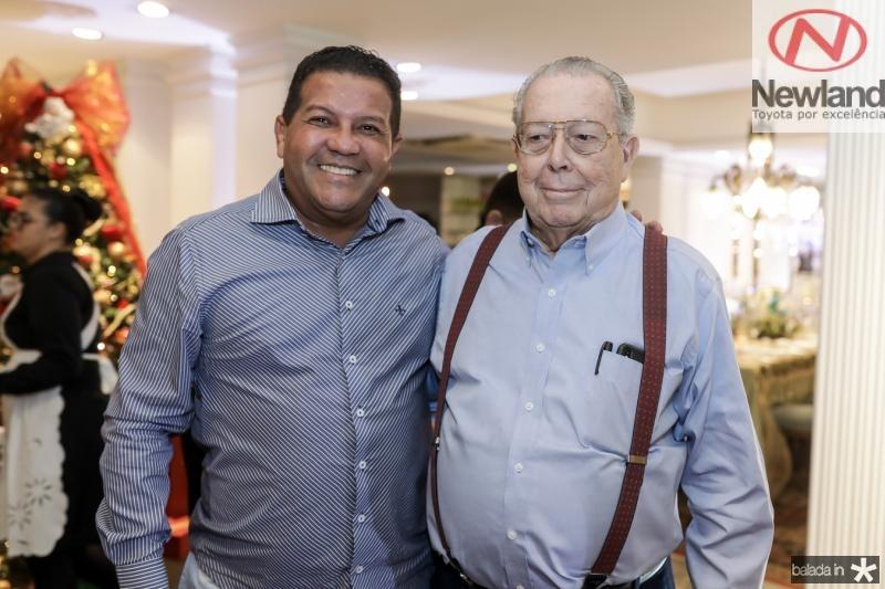 Raimundo Silva e Edson Ventura