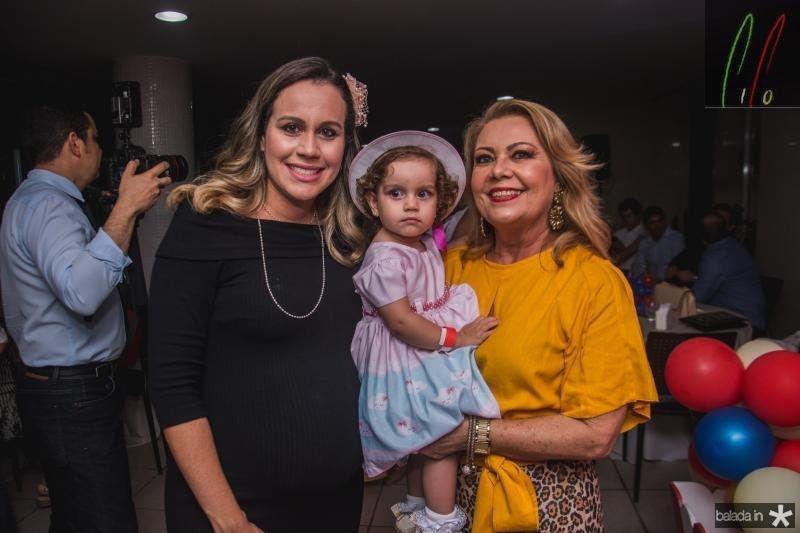 Mariana, Sofia e Ines Cals