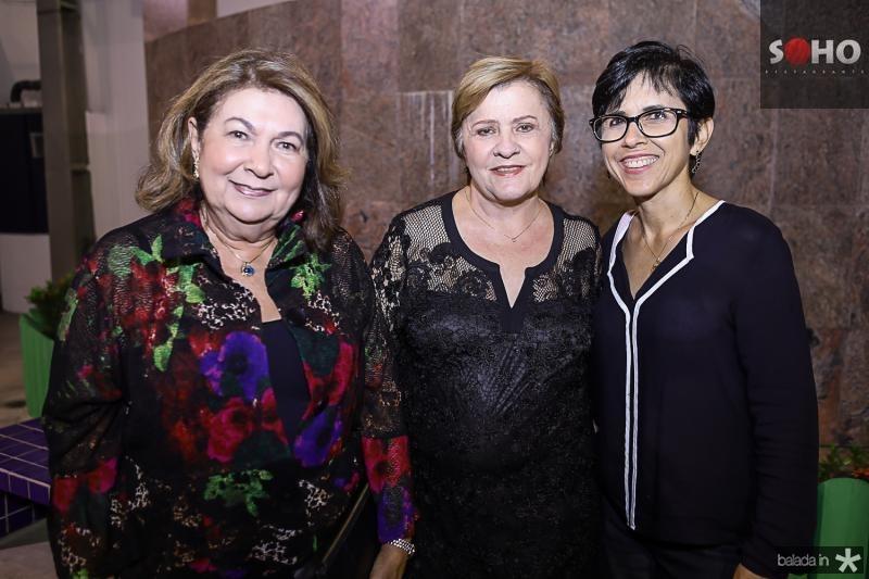 Nadia Sa Cavalcante, Lucila e Claudia Noroes