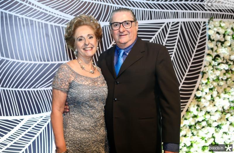Karlota e Roberto Pinheiro