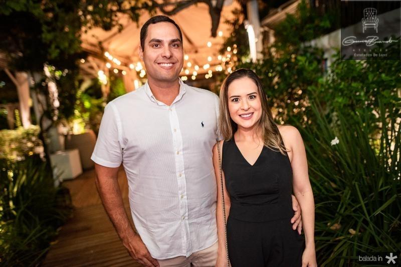 Marcelo e Emillia Gentil