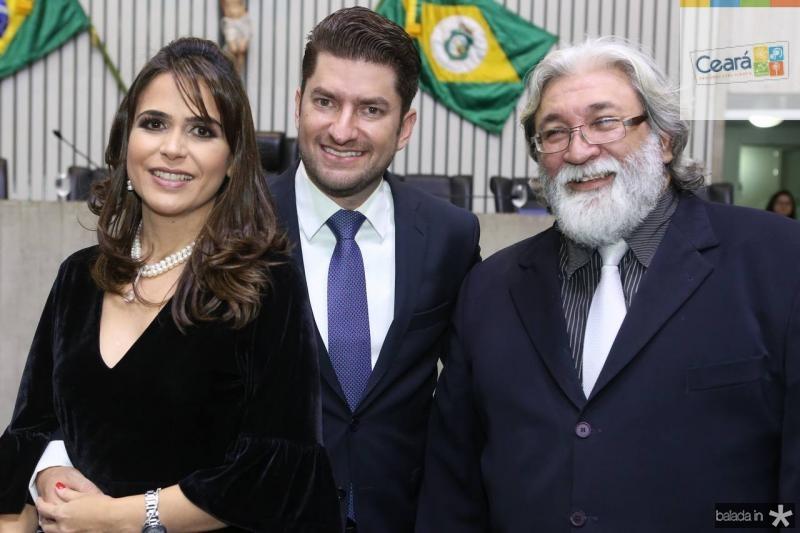 Camila, Paulo Jose Benevides Benevides e Maestro Poty