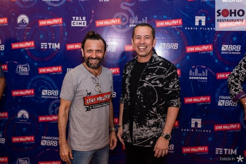 Helder Gomes e Edimilson Filho