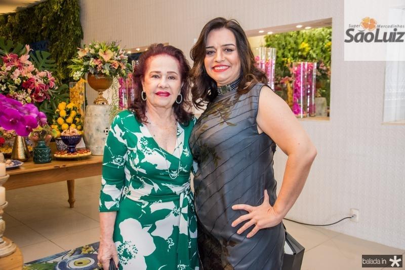 Itala Ventura e Lia Freire