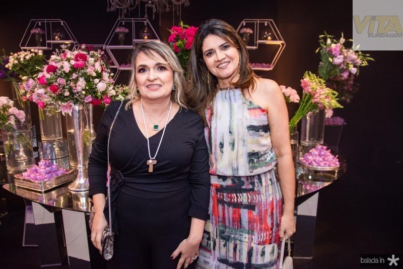 Marcia Lima e Marcia Germana
