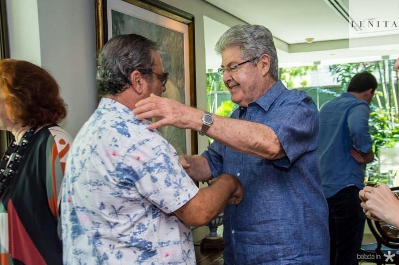 Roberto Studart e Lucio Carneiro