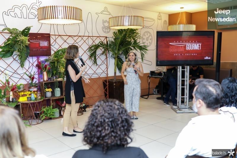 Joana Ramalho e Claudia Marques