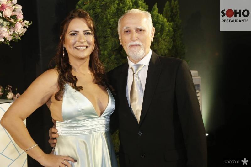 Camila Nobre e Amancio Lima