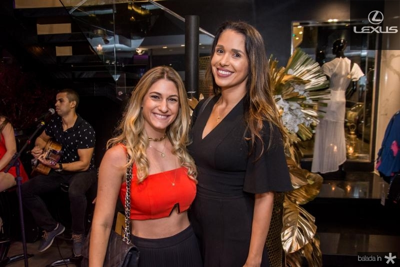 Bruna Magalhaes e Talita Ribeiro