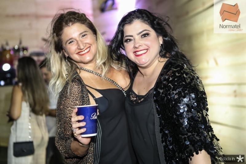 Karina Bezerra e Viviane Almada