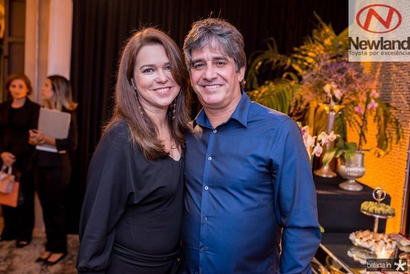 Julia Lima e Alan Benevides
