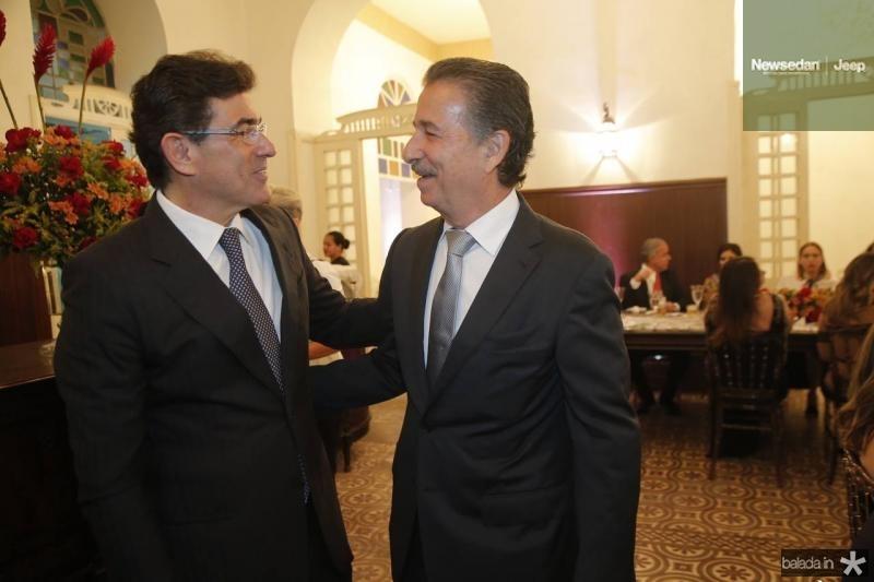 Alexandre Pereira e Emilio Ary