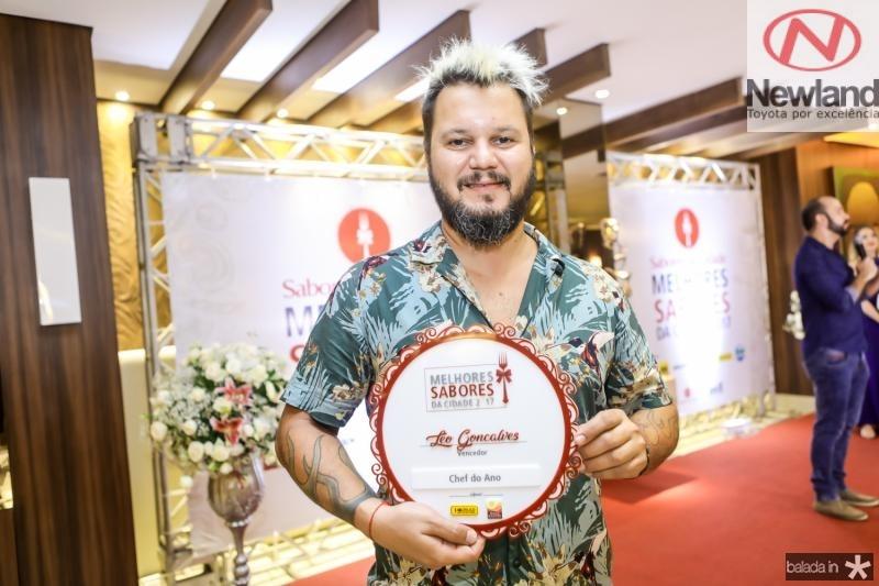 Leo Goncalves( Chef do A