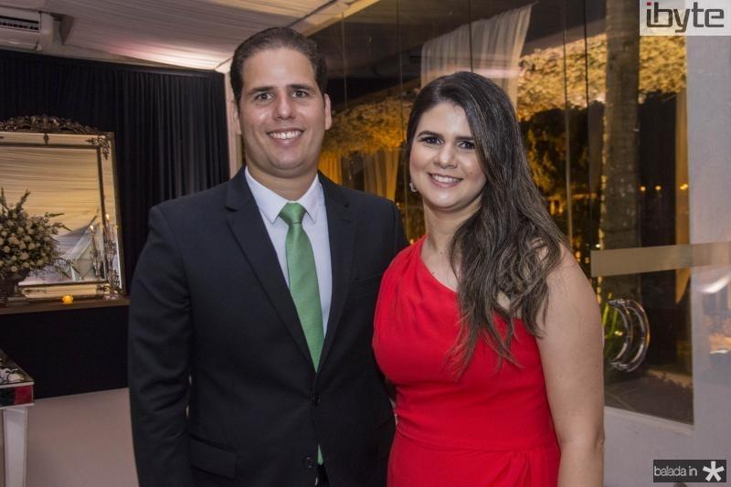 Ednardo e Jamile Rodrigues