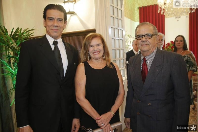 Wilson Loureiro, Zuleica Catunda e Maninho Brigido