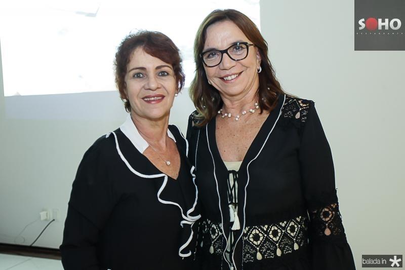 Lilian Quindere e Lucia Wolff