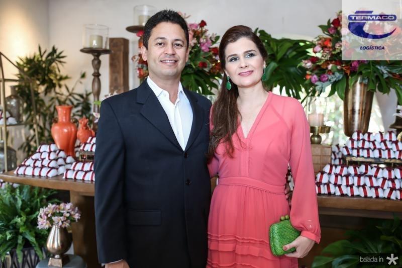 Emanuel e Juliana Medeiros