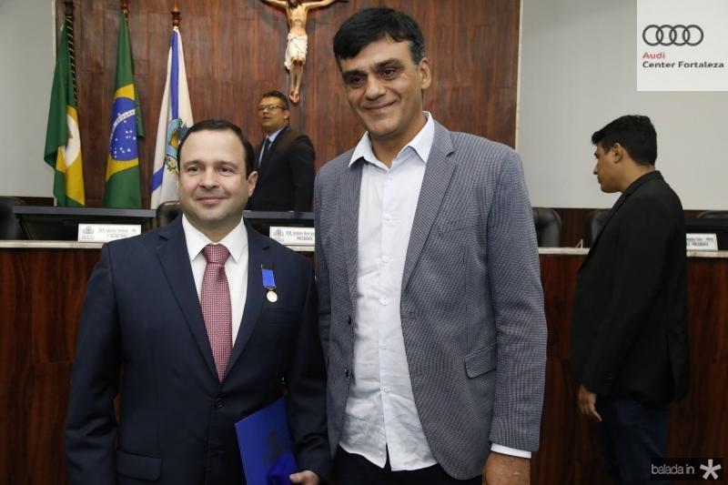 Igor Barroso e Naomi Amorim
