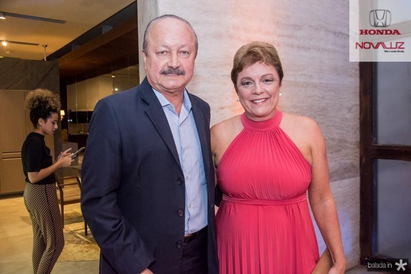 Joao Jose e Marilia Carvalho