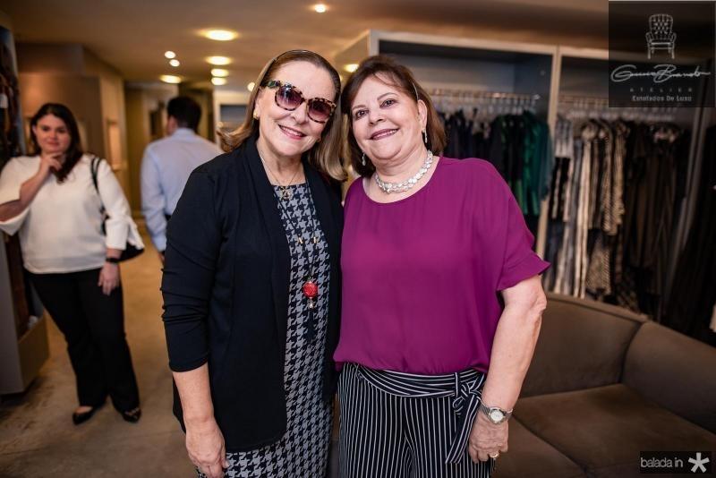 Beatriz Fiuza e Consuelo Trabulo