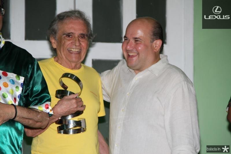 Lucio Brasileiro e Roberto Cla?udio