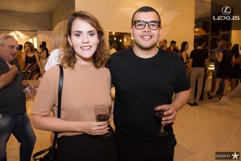 Elisa Herbster e Eduardo Medeiros
