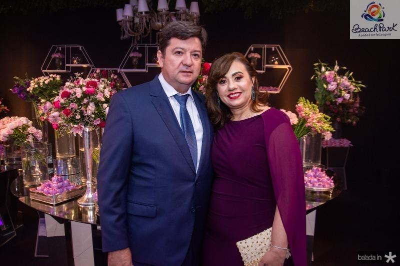 Marcelo e Ana Virginia Rocha