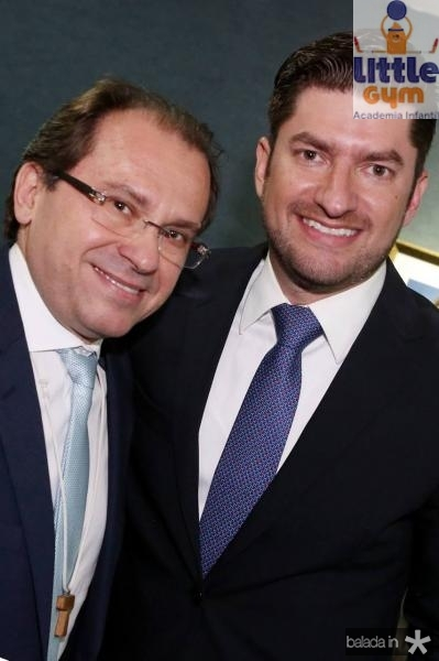 Carlos Matos e Paulo Jose Benevides