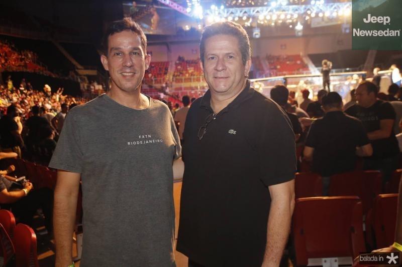 Tom Prado e Rodrigo Cabral