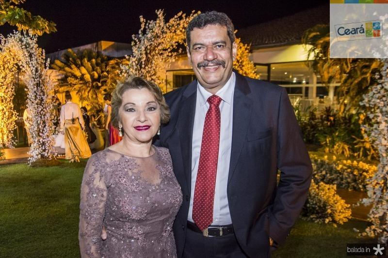 Veronica e Carlos Aragao