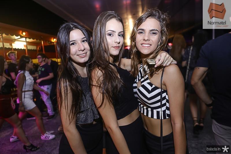 Marina Tavora, Mariana Coelho e Victoria Xavier