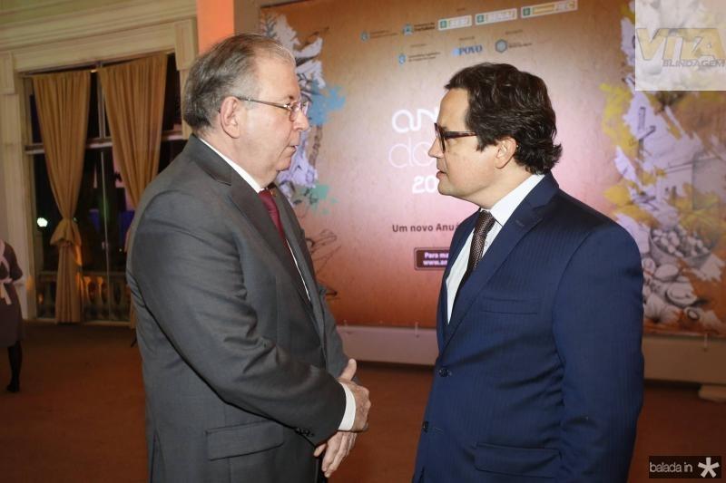 Ricardo Cavalcante e Edilberto Pontes 2
