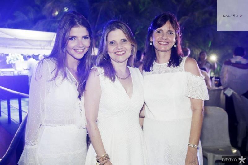 Giovanna, Viviane e Giana Gripp
