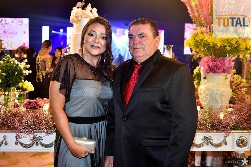 Carla Melo e Katita Aguiar