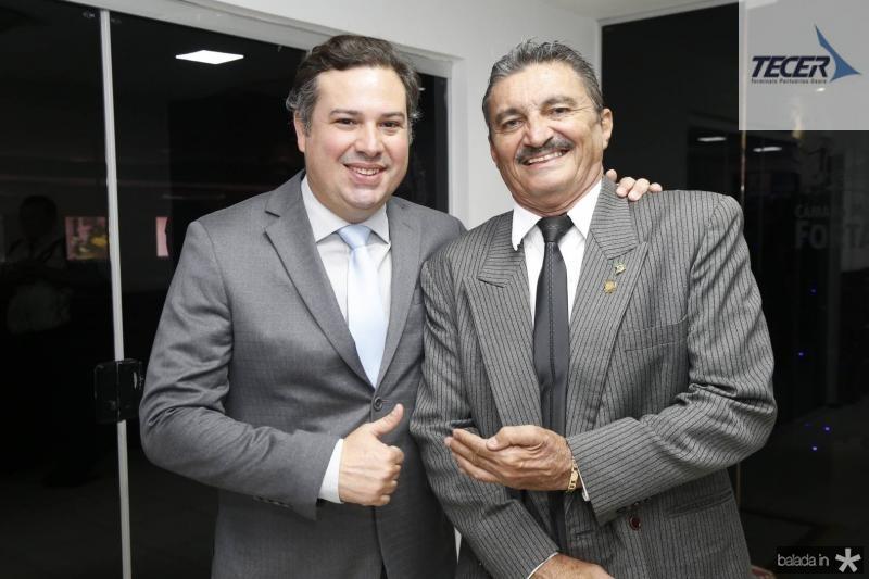 Samuel Dias e Zier Ferrer