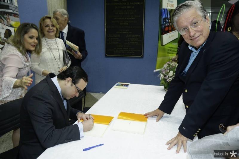 Igor Queiroz Barroso e Paulo Mindello