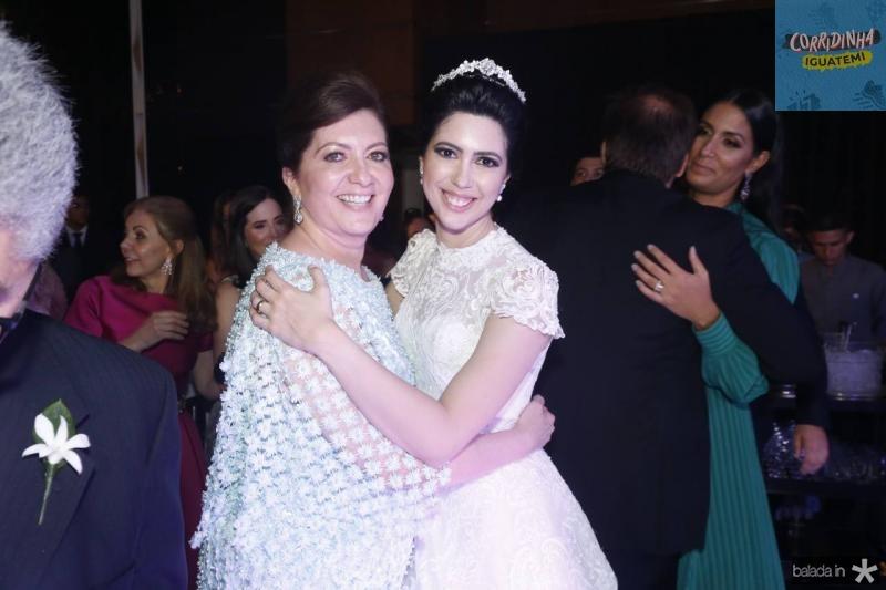 Lurdes e Lorena Aragao