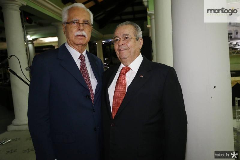 Antonio Albuquerque e Meton Cesar de Vasconcelos