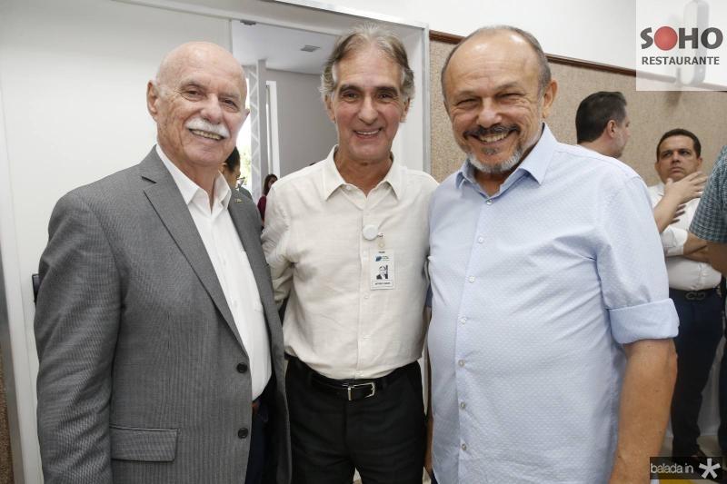 Freitas Cordeiro, Antonio Carlos e Honorio Pinheiro
