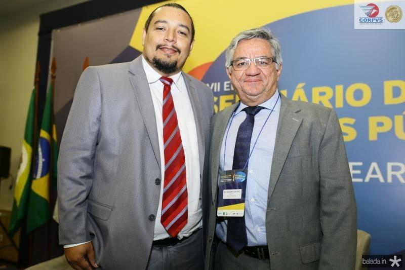 Vinicius Rocha e Alexandre Cialdine