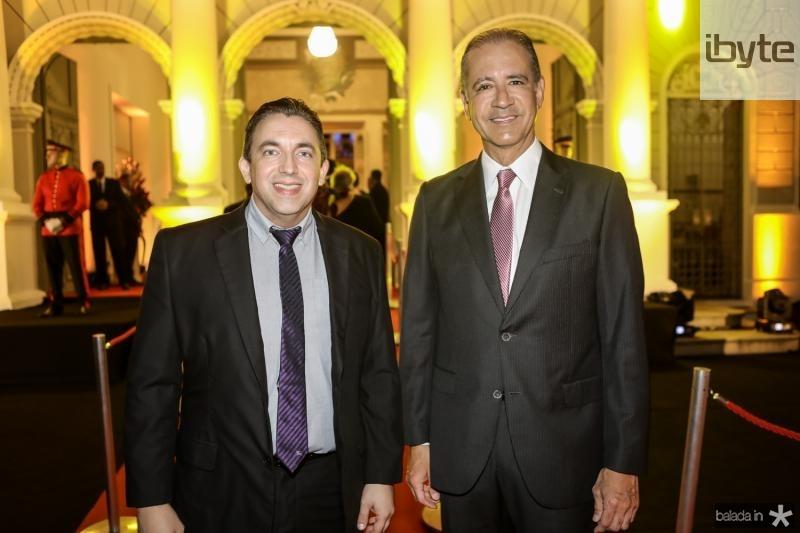 Rodrigo Pereira e Regis Medeiros